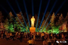 震惊!国庆7天竟有30万人来韶与毛主席共度70华诞!