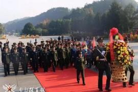"""【最新】军队党员赴韶山瞻仰毛主席,""""毛泽东化""""的军队战无不胜"""