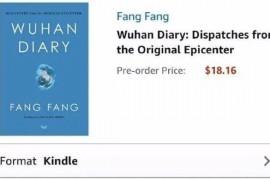 热议方方日记在美出版:是在配合西方污蔑中国抗疫成果吗?