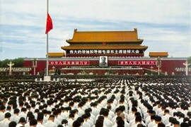 全程回放1976年9月9日毛主席逝世催泪瞬间!