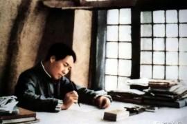 为什么在中国的农村,都有毛泽东画像?
