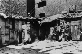 劝君莫笑毛时代穷,西方国家工业化初期,同样人民生活水平低下!
