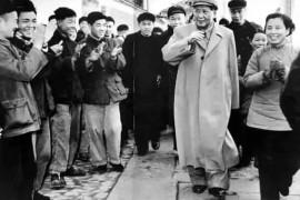 毛泽东的胸怀与气魄