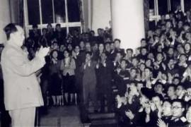 五四运动百年,还记得毛主席曾对青年人这样说……