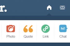 为什么国人很少使用tumblr写博做站?