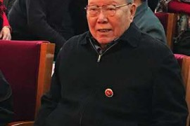 中组部原部长张全景:毛主席有五个某人永远比不了!